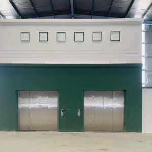 Thang máy tải hàng - Công ty cổ phần công nghệ thang máy Phương Đông